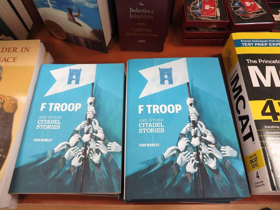 F-Troop Book